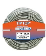 Steelwire - Washingline clotheslinedraad 15 wasline making