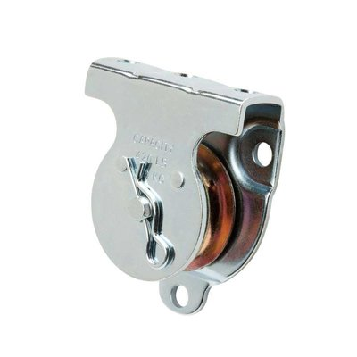 pulley with Wall assembly