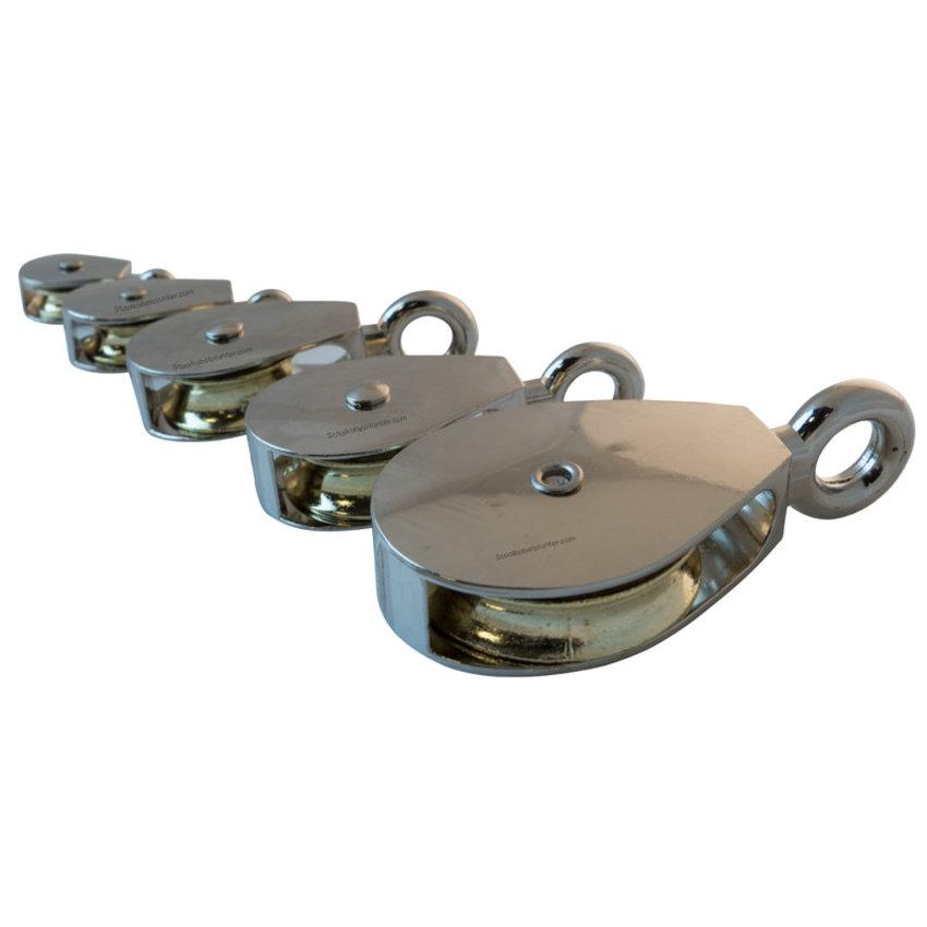 pulleys 18mm