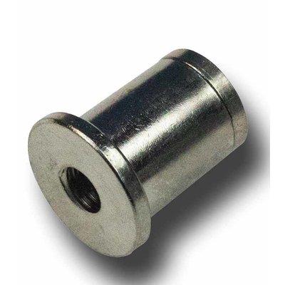 Technx Plafondbevestiging voor staalkabel 2.5mm