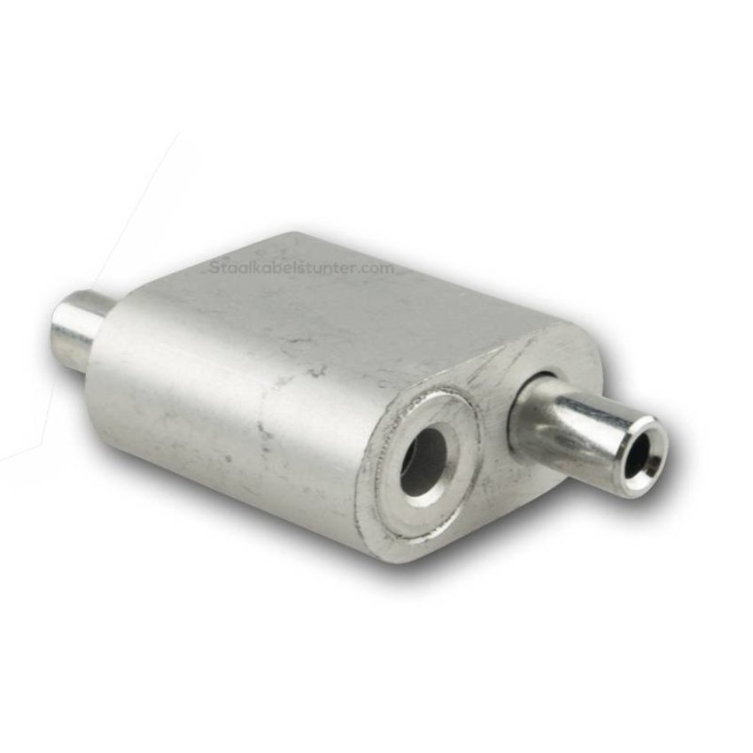 Automatische kabelgripper voor 3mm staalkabel