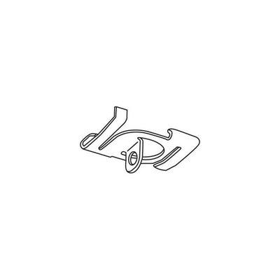 Technx Deckenclip für Odenwalddecken Schienen, passend für Rasterdecken ohne bohren