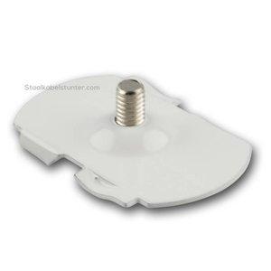 Technx CeilingClip white M5