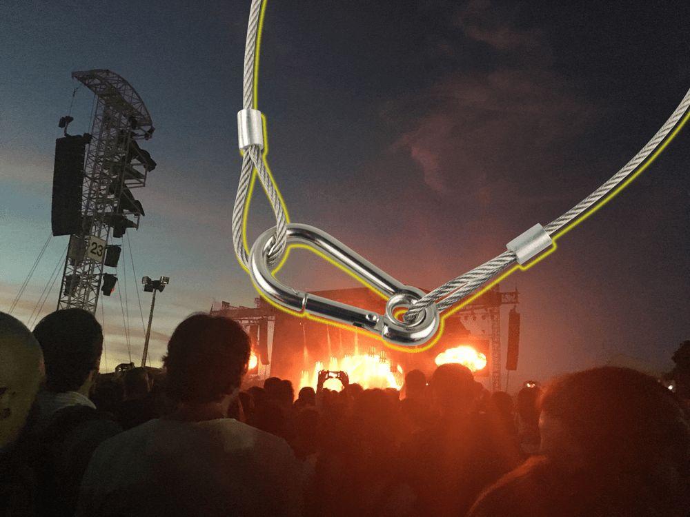 Safety-Kabels