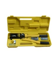 Hydraulic Crimping tool in case 240