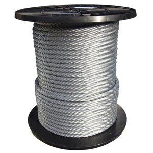 Staalkabel 10 mm - 50 meter