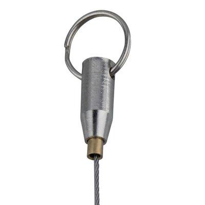 Technx Drahtseilhalter mit Schlüsselringe