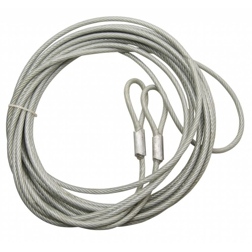 cable with loops 15 meter