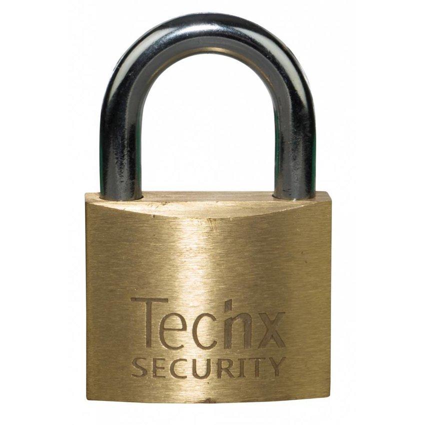padlock keyalike 50mm technx