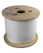 Staalkabel 3/6 mm geplastificeerd 100 meter op rol