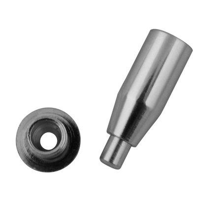 Technx Plafondbevestiging voor 2.5mm staalkabel