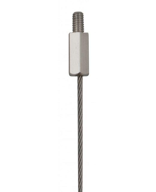 Staalkabel met M4 eindverbinding