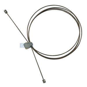 Technx Wire Rope 1 meter with Endstops