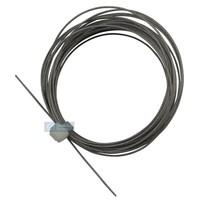 Technx Drahtseil 1.2mm - 5 meter pvc
