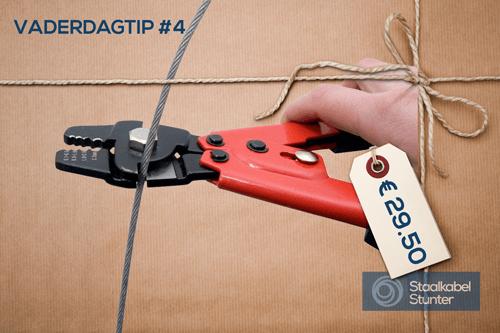 Vaderdag Gereedschap Tip 1: Perstang-Knipper