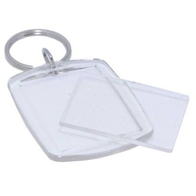 Plexiglas Schlüsselanhänger