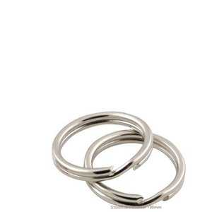 Keyringss 16mm | 100pieces