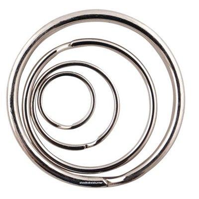 Schlüsselringe 10mm | 100 Stück