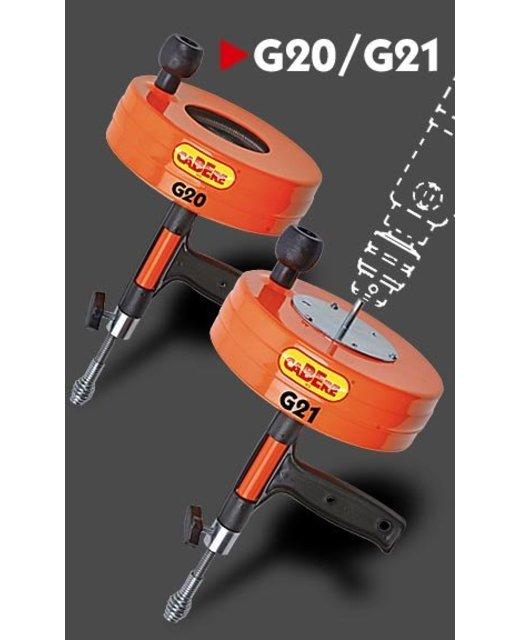 Ontstoppingsveer Trechter G21 - 7.5meter x 8mm