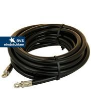 Tuinmeubel kabels 20m zwart