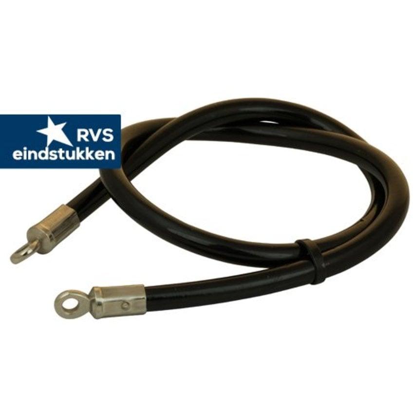 Tuinmeubel cables 80cm black
