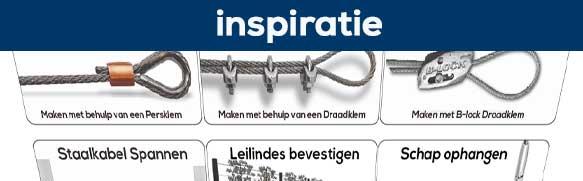 Inspiratie Staalkabel Pagina