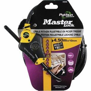Masterlock Master Lock Kabelschloss Python, 450cm