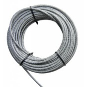 Wire Rope coil 20 meter 4mm