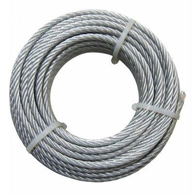 Wire Rope reel 20 meter 6mm