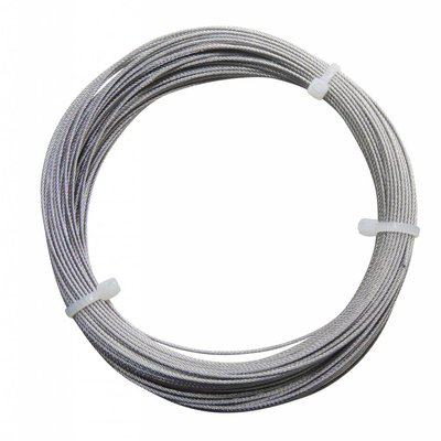 Wire Rope coil stainless 20 meter 1mm