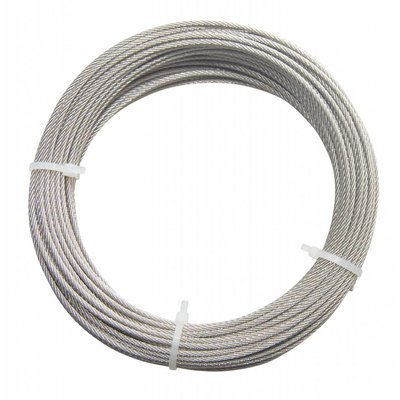 Wire Rope coil stainless 20 meter 2mm