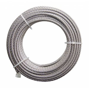 Wire Rope stainless 20 meter 4mm