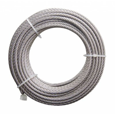 Wire Rope coil stainless 20 meter 4mm