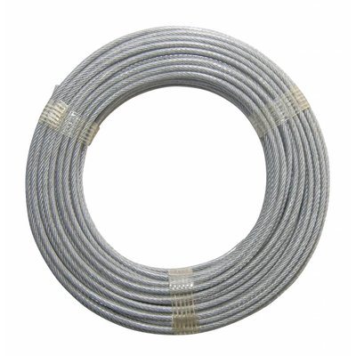 Wire Rope coil Pvc 20 meter 2-3mm