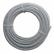 Staalkabel haspel Pvc 20 meter 3-4mm