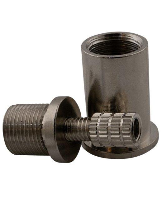 Plafondbevestiging met fixeerschroef - 2.5mm