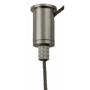 Technx Plafondbevestiging 2.5mm met schroef