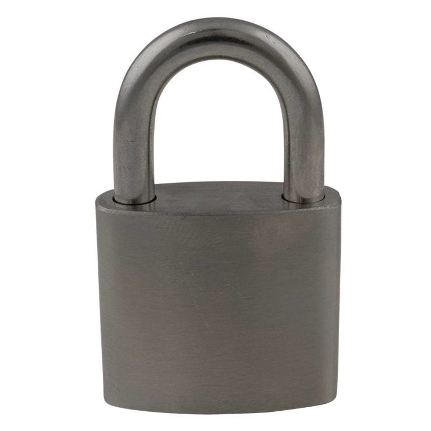 padlock 40mm keyalike inox