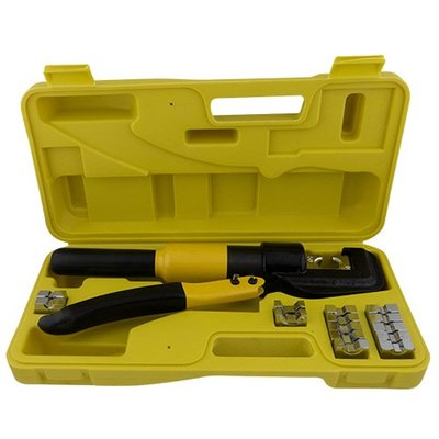 Stanford Hydraulic Crimping tool in case 70
