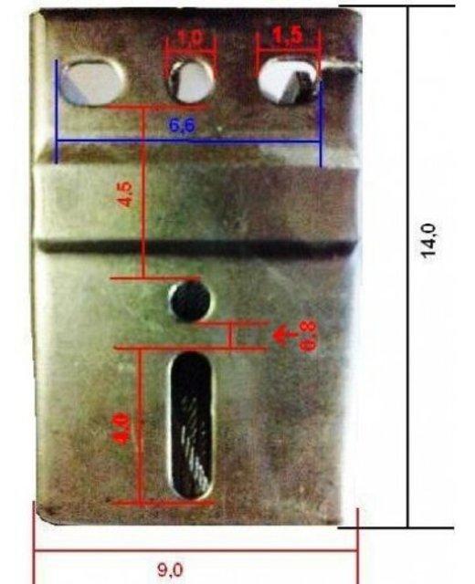 Handlieren met 15 meter staalkabel en haak