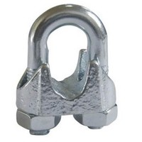 Wire Rope Clip up to  5mm - din741