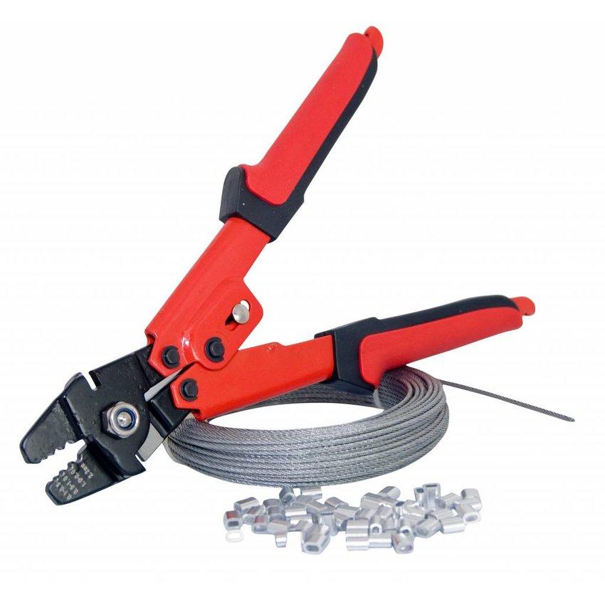 Wire RopePackage 2mm galvanised