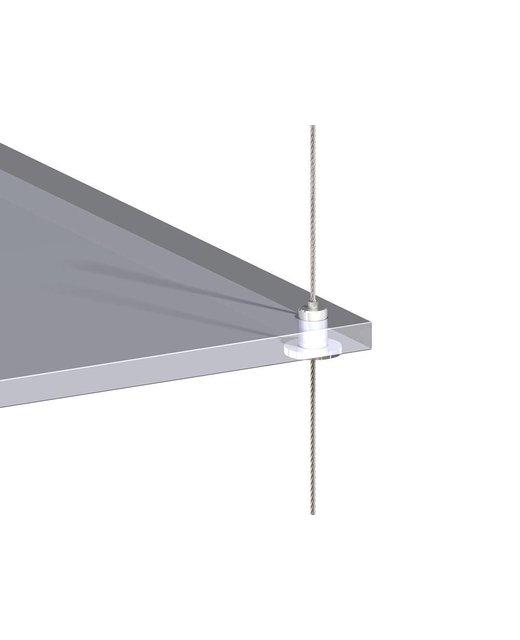 Gripper voor zwevende plank 1.5mm