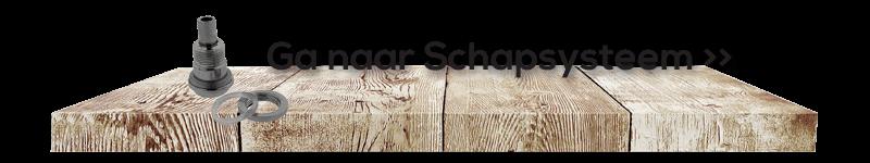 Ga naar schapsysteem voor Zwevende Plank