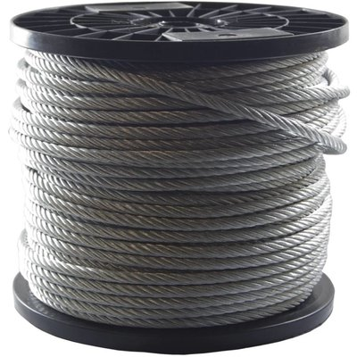 Rotation resistant wire rope 5 mm 100 meter