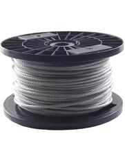 Stainless Wire Rope 4 mm 100 meter inox