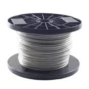 Staalkabel 2/3 mm geplastificeerd 100 meter op rol