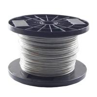 Staalkabel 2/3 mm geplastificeerd 100 meter