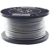 Wire Rope 3/4 mm PVC 100 meter on coil