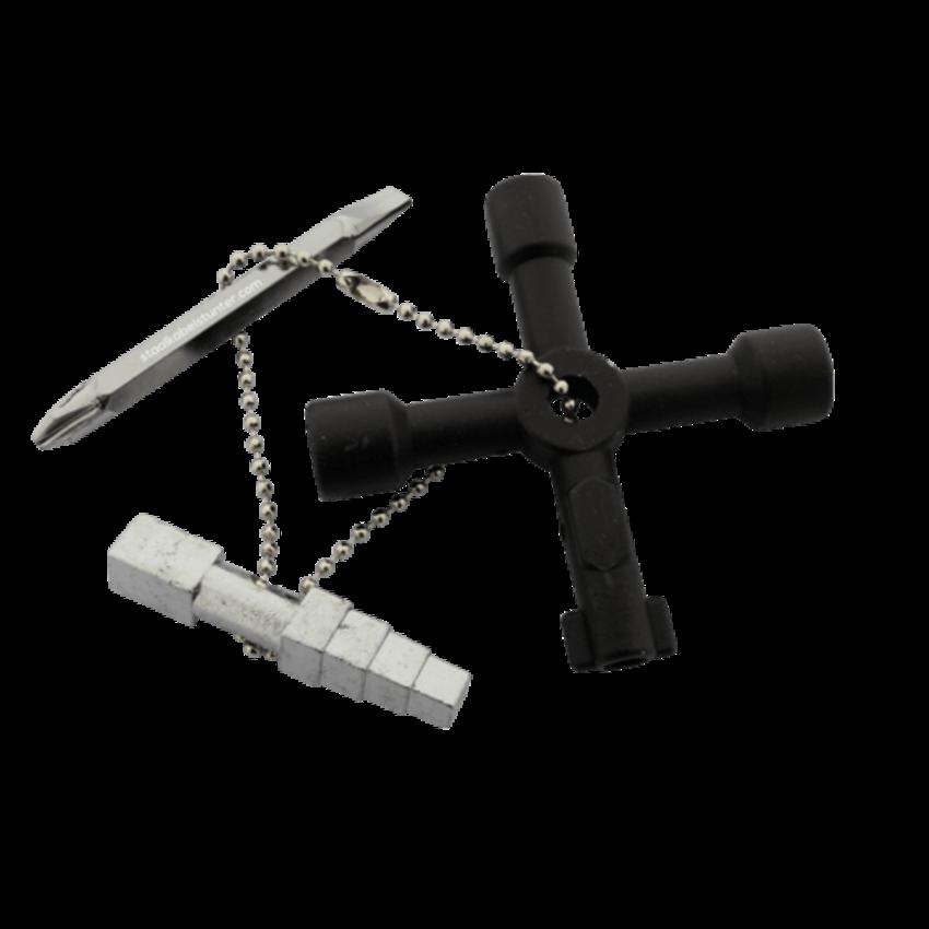 Universal Cross / sitch key